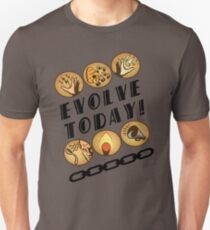 Evolve Today! (Clean) T-Shirt