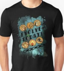 Evolve Today! (Splatter) T-Shirt