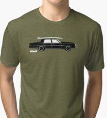 ROAM Rat Caddy Surfer  Tri-blend T-Shirt