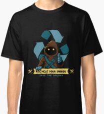 Bereite deine Droiden auf - Jawa Classic T-Shirt