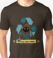 Recycle your droids - Jawa T-Shirt