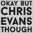 Chris Evans by eheu
