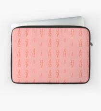 rosa blitz Laptoptasche
