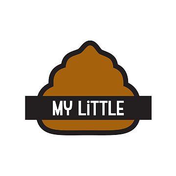 My little sh*t by 2dtaxidermy