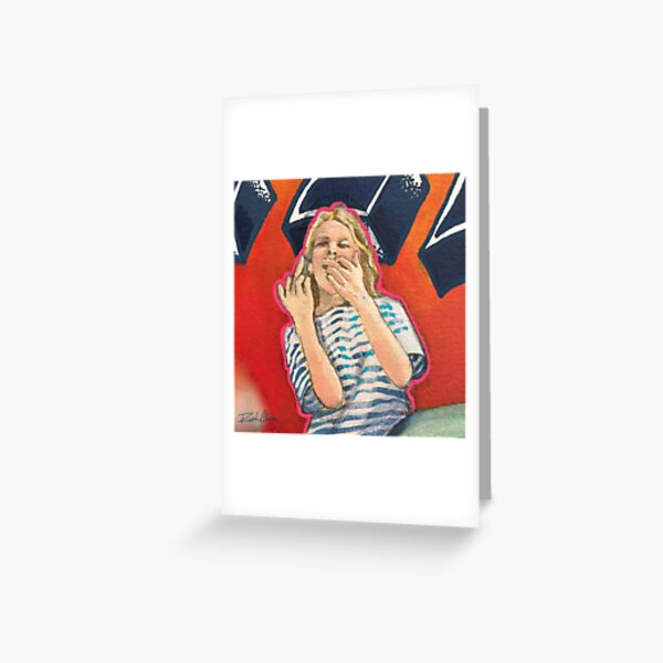 Dylan Pachnowski - West of Lincoln Project Greeting Card