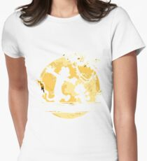 Calvin and Hobbes shirt Womens Fitted T-Shirt