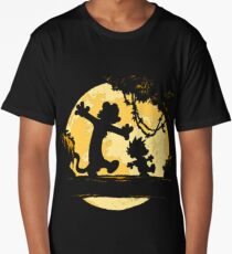 Calvin and Hobbes shirt Long T-Shirt