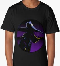 Darkwing Duck - Flap in the night Long T-Shirt