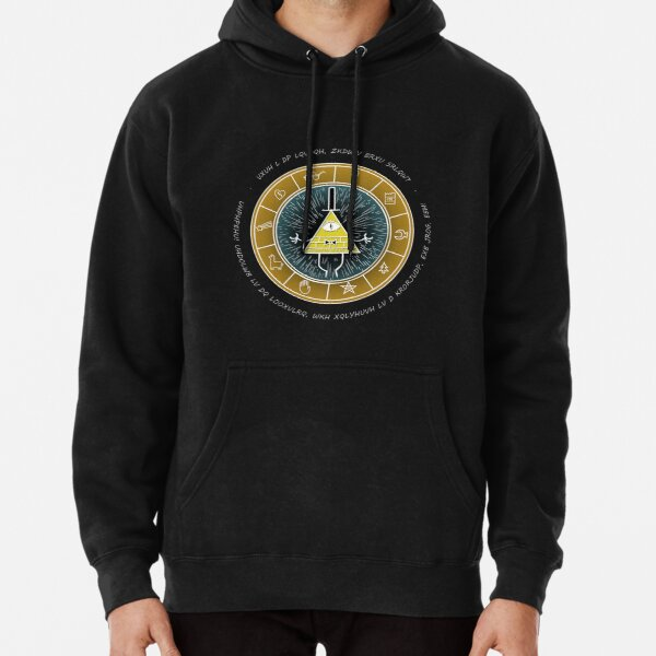 Gravity Falls - Bill Cypher Pullover Hoodie