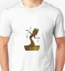 Tree Inspired Silhouette Unisex T-Shirt