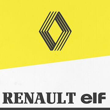 Formula 1 - Renault RE20 by RadioDesigns