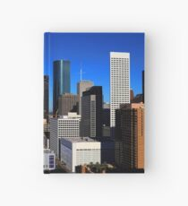 Downtown Houston Hardcover Journal