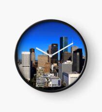 Downtown Houston Clock