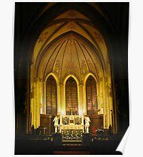 Assumption Church Poster