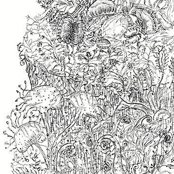 Carnivorous plants/ Plantas carnívoras by NataliaMotta
