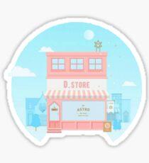 Astro Dream - D.Store Sticker