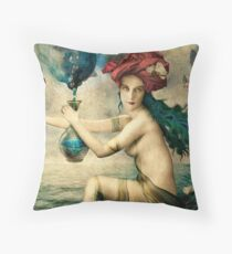 The Blessed Temperance Throw Pillow