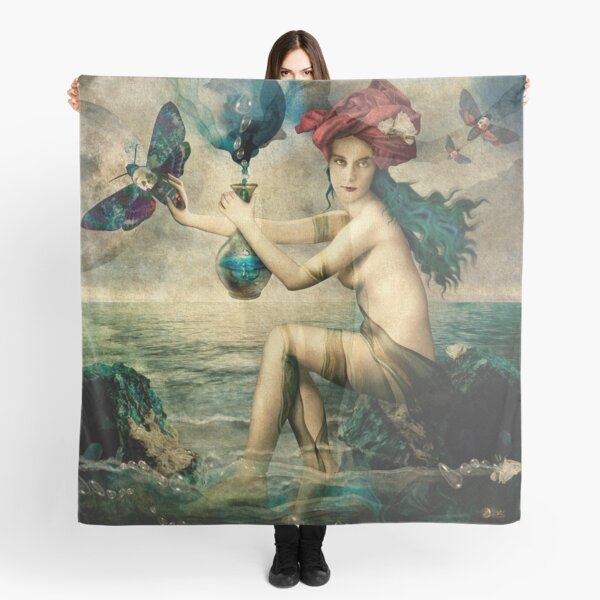 The Blessed Temperance Scarf