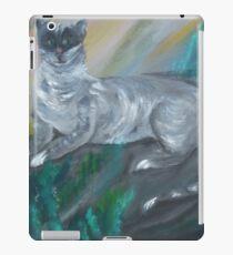 Grace die Katze iPad-Hülle & Skin