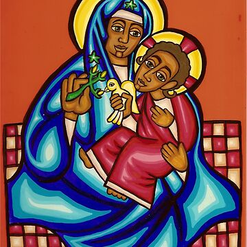 our lady and son by deeda