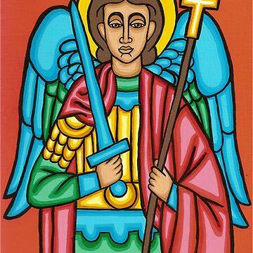 Archangel Michael by deeda