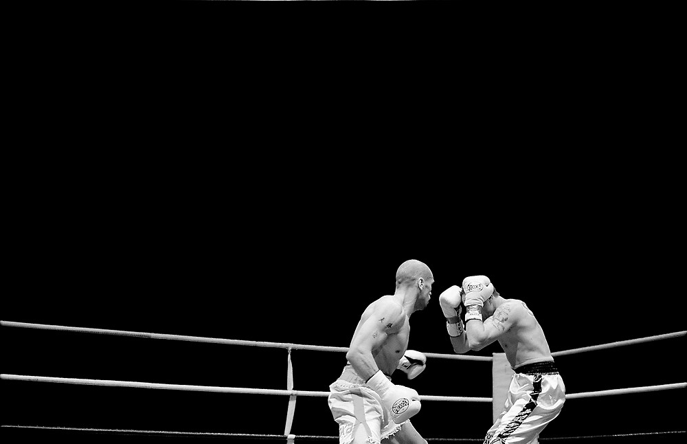 Mundine V ellis by Daryl Gordon