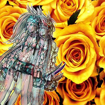 Final Fantasy Rikku by Novalliez