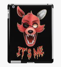 FIVE NIGHTS AT FREDDY'S-FOXY-IT'S ME iPad Case/Skin