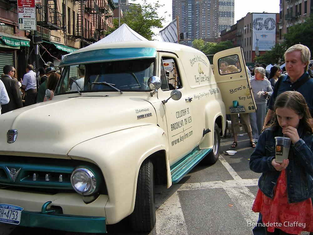 Pie Truck by Bernadette Claffey