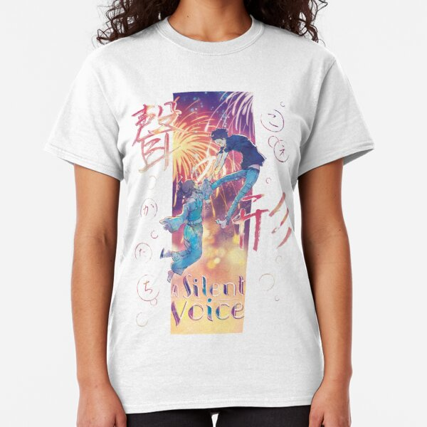 A Silent Voice - Koe no Katachi poster Classic T-Shirt