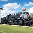 Locomotive by Michael Wolf