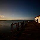 The Sugar Cane Wharf at Sunset.....Port Douglas by Imi Koetz