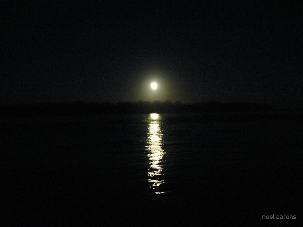 moon river-wider than a mile by noel aarons