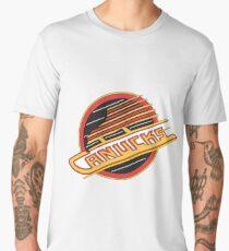 Vancouver Canucks Retro Men's Premium T-Shirt
