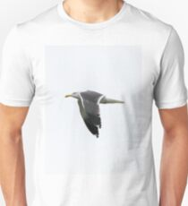 Seagull in Flight  T-Shirt