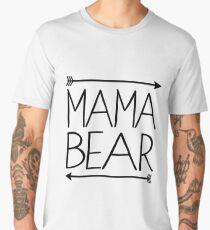 Mama Bear Men's Premium T-Shirt