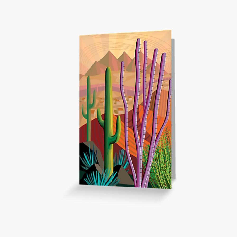 Tucson Greeting Card