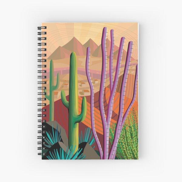 Tucson Spiral Notebook