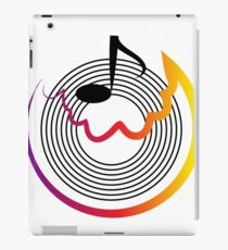 Music Icon iPad Case/Skin