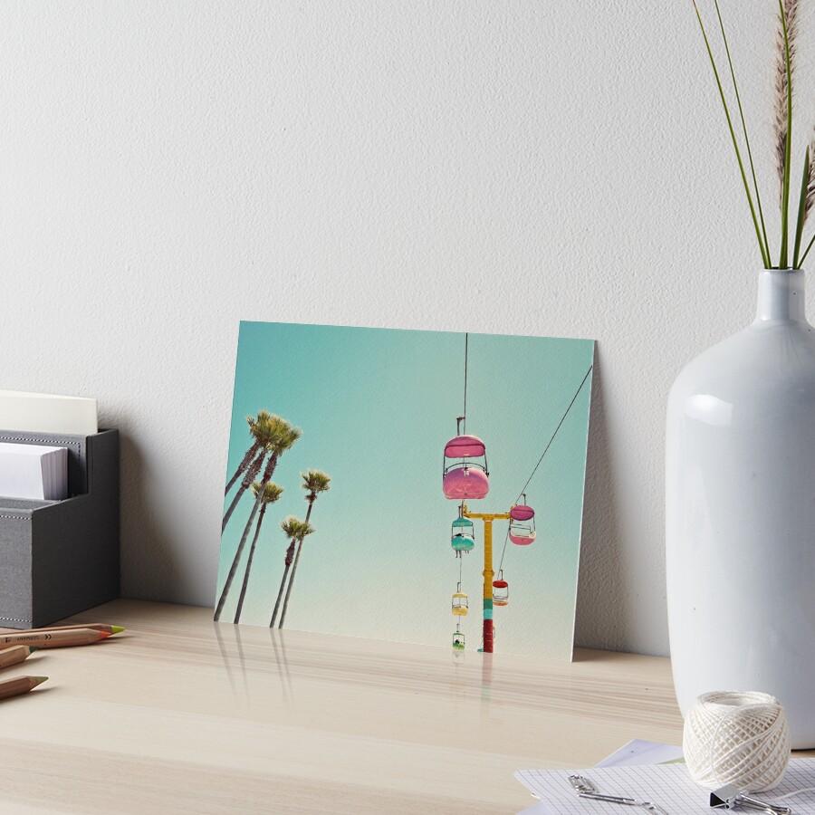 Endless Summer Art Board Print