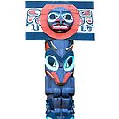 Totem Pole by Michael Wolf