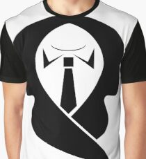 Business Suit Icon Graphic T-Shirt