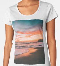 Landscape 4. Women's Premium T-Shirt