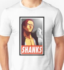 -ONE PIECE- Shanks T-Shirt
