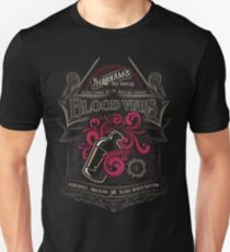 Yharnam's Blood Vials T-Shirt