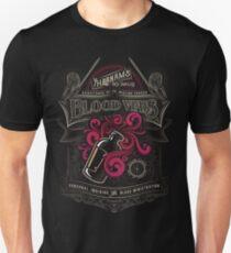 Yharnams Blutgefäße Slim Fit T-Shirt