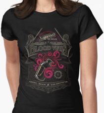 Yharnam's Blood Vials Women's Fitted T-Shirt