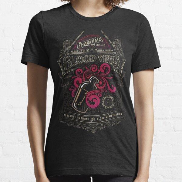 Yharnam's Blood Vials Essential T-Shirt