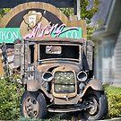 Old Mining Truck by Yukondick