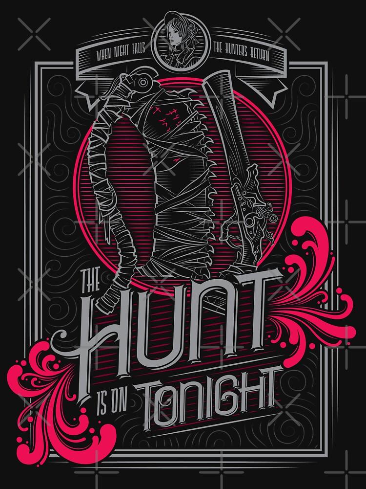 The Hunt by wonderjosh3000